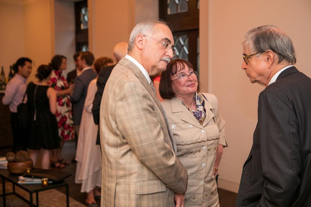 Stewart Rosenblum, Judith Hernstadt, Paul Freedman