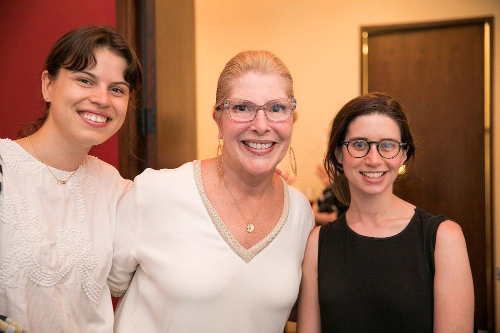 Lizzie Noonan, Michelle Larsen, Sophia Yablon