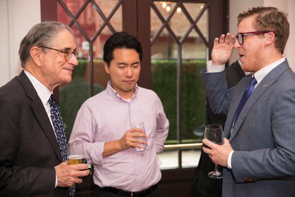 Paul Freedman, Yang Li, Jay Lundeen