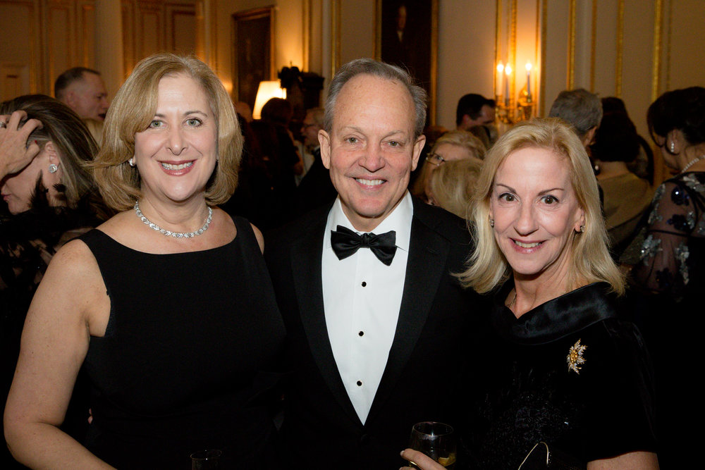Beth Corman, Rob Gregory, Michele Jeffery