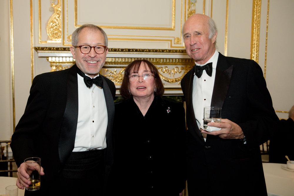 Will Roseman, Judith Hernstadt, Kent Barwick