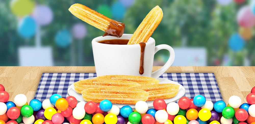 Churro Maker! Snack Food Game  Never made churros before? Don't know how to start? Well now you can learn how to make churros for FREE!