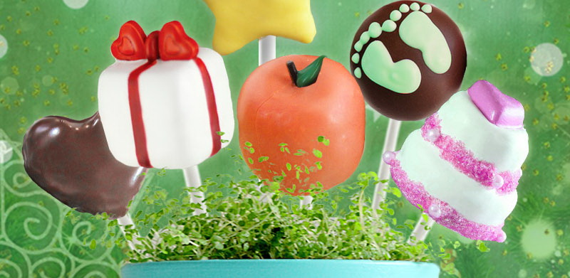 Cake Pop Salon   Let you create and decorate your very own dessert cake pops!