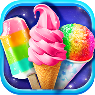 Summer Rainbow Frozen Foods Maker!  The Summer Food Fair finally comes! This is the annual food fest for the whole city! Each year at this time countless super chefs will come here to sell their best yummy foods at the Summer Food Fair!