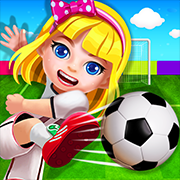 Star Girl Sports Doctor Salon What is your favorite team? The host Brazil, the Three Lions' England, Die Mannschaft Germany? Now, you can be a part of them, Finish 12 levels and earn 36 stars! Try to win the Gold Trophy!Oh, help!