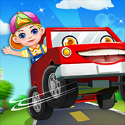 Crazy Car Dash Party - Kids Racer Games It's the BIG DAY! The cars final race is here! Who will take the gold medal home as the champion??? In this game, get ready your ride so for the important race day! Fix it up..