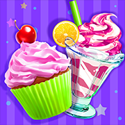 Junior Chef: Get Ready To Party!   Every sweet cupcake dessert starts by blending ingredients in your virtual kitchen. Choose the best tastes to help make your cupcake or ice cream snack the best in the world.