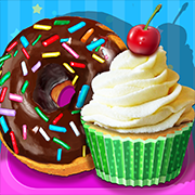 Fair Food Party!  !Now you can make and enjoy your favorite Fair snacks just like you're really there! Make all those fun tasty treats you love to munch on when you go to the Fair!