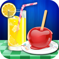 Fair Food Party Experience the Fun of the Fair with Fair Food Party!Now you can make and enjoy your favorite Fair snacks just like you're really there! Make all those fun tasty treats you love to munch on when you go to the Fair!More fun treats are coming soon to your device!