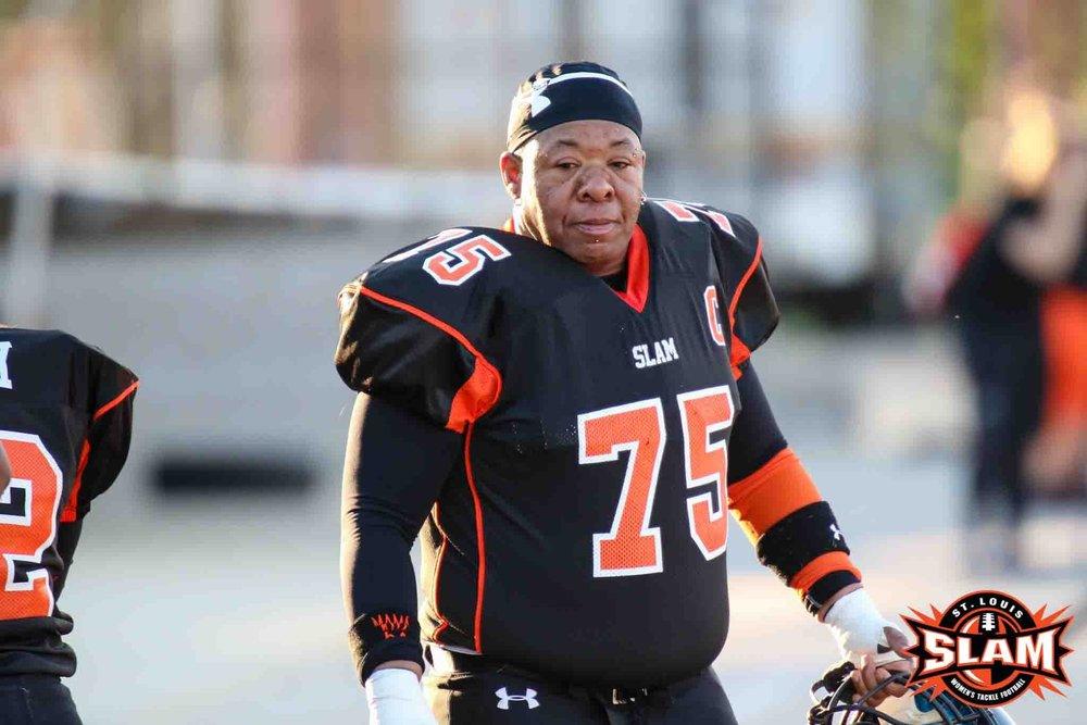 Juan Snow #75 Offensive Lineman Hometown: Benton Park, MO School: UMSL