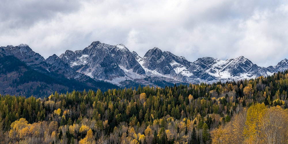 Fall in Fernie