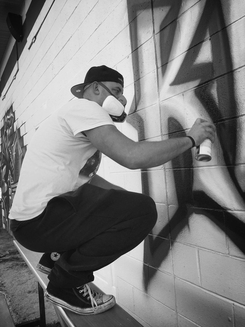 KNEW INK PHILADELPHIA ARTIST