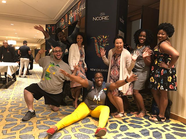 #NCORE2018 Was amazing!!! New Orleans was EVEN better!!!