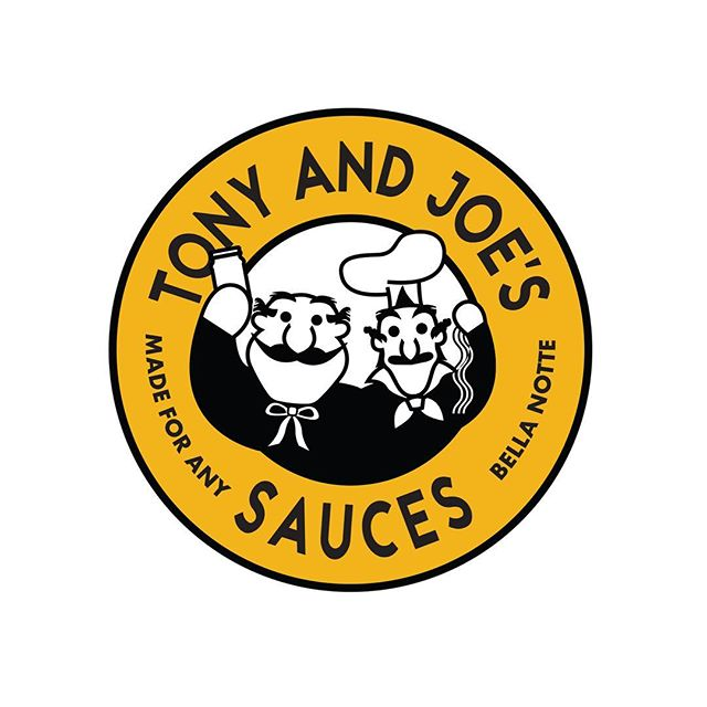 New for the summer season! Pasta sauces from Tony and Joe! Click the link in the bio. #ladyandthetramp #disneydogs #tobewished #disneybooks #disney #pasta #spaghetti
