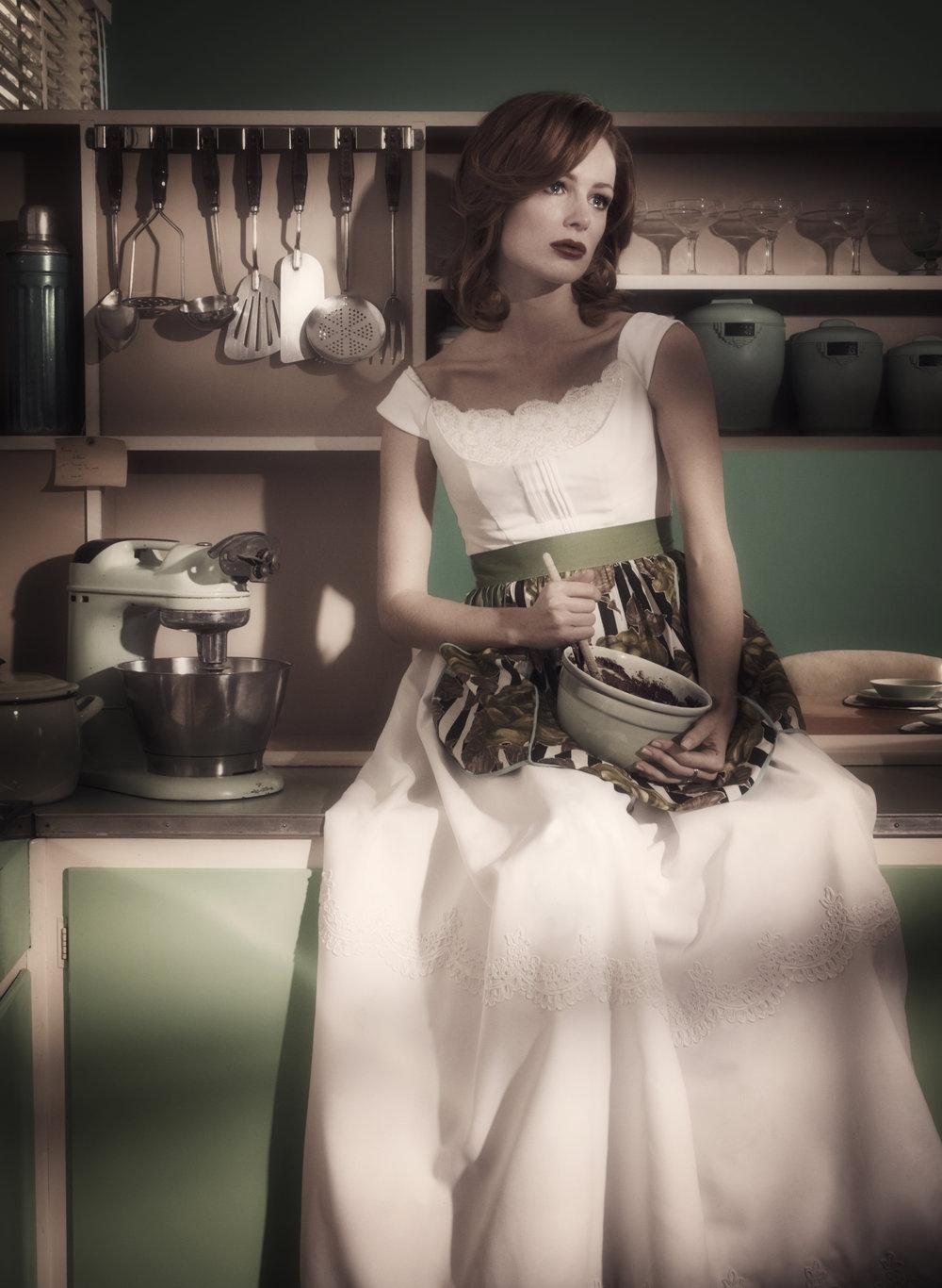 Daymares of a Modern Bride :  Dessert