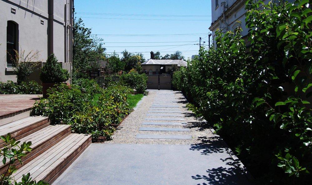 Stepper Path