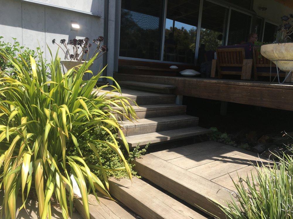 Arnott - steps to front deck .jpg