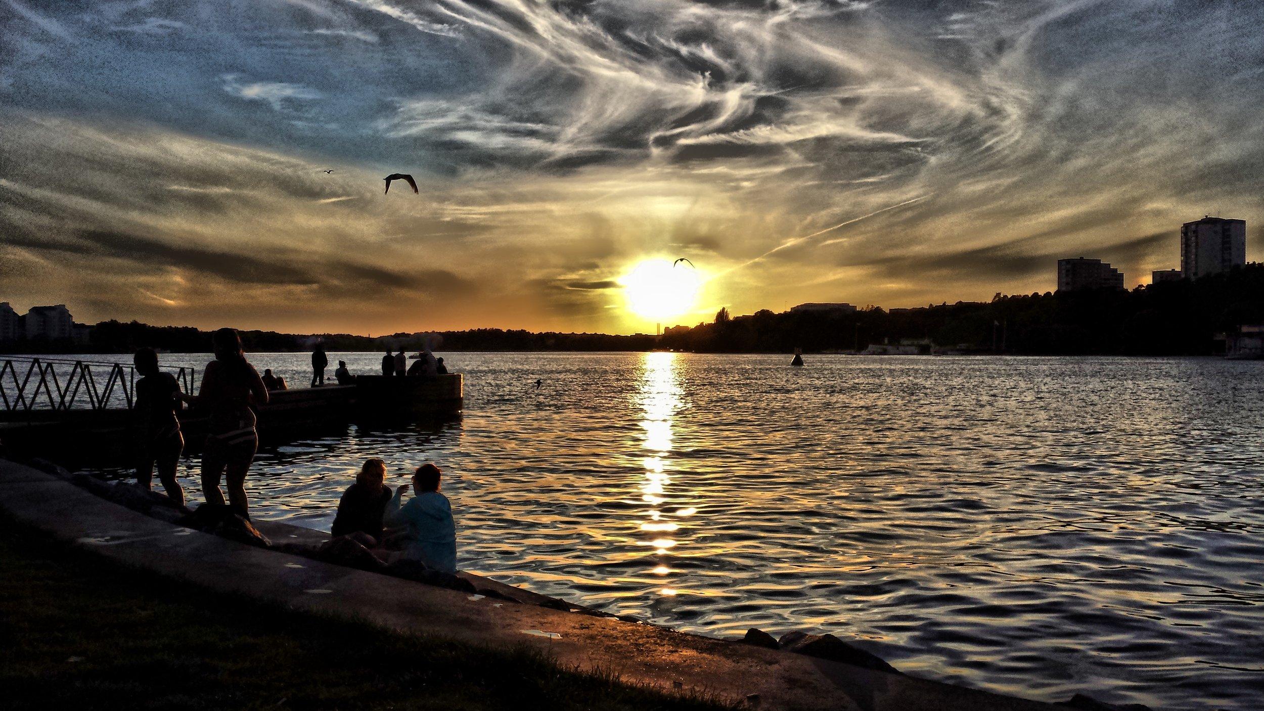 Sunset_Sthlm