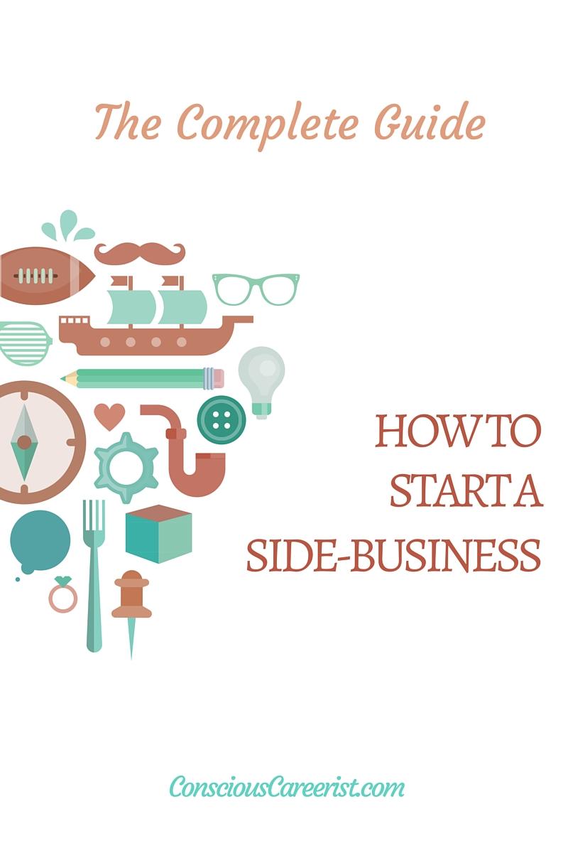 Start a side-business (1)
