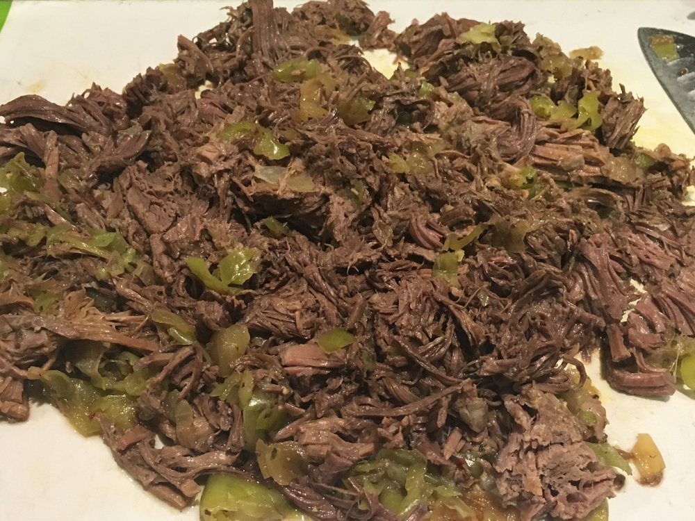 Slow-Cooker Italian Beef
