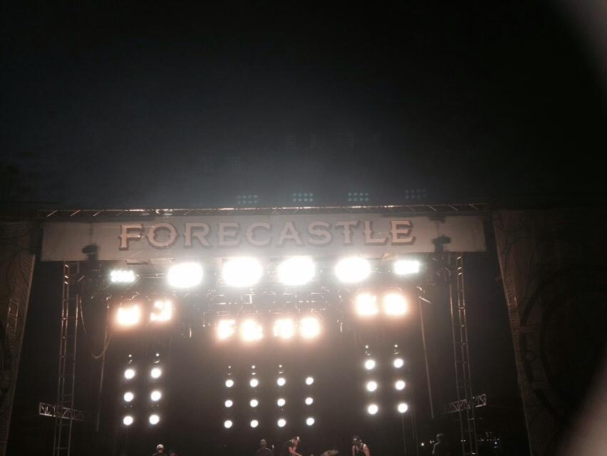 Forecastle Festival-Louisville, Kentucky