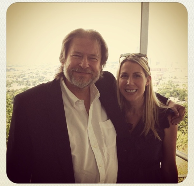 Rachel and Rick Bragg