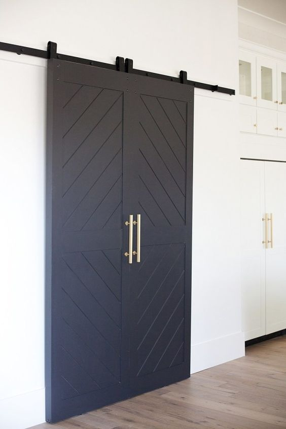 These doors were my inspiration for the doors that will hide The Tack Room (a hidden room to serve drinks, appetizers or late-night treats and favors to guests)