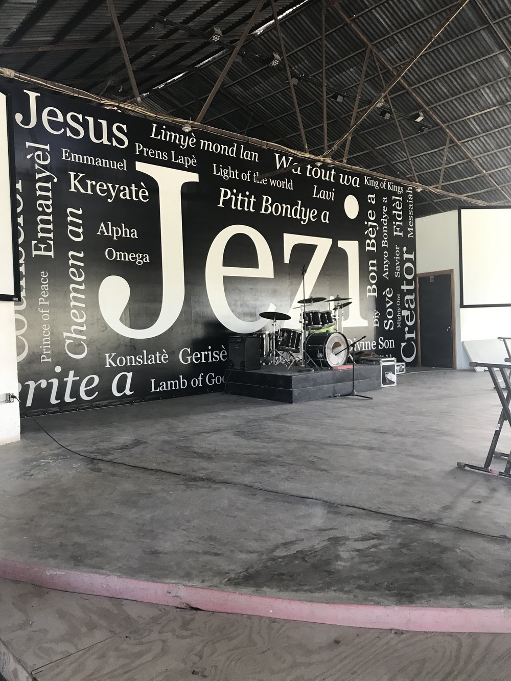 Haitian Church