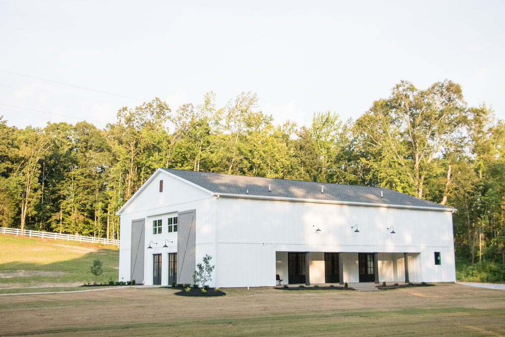 The Venue at White Oak Farms, established 2017