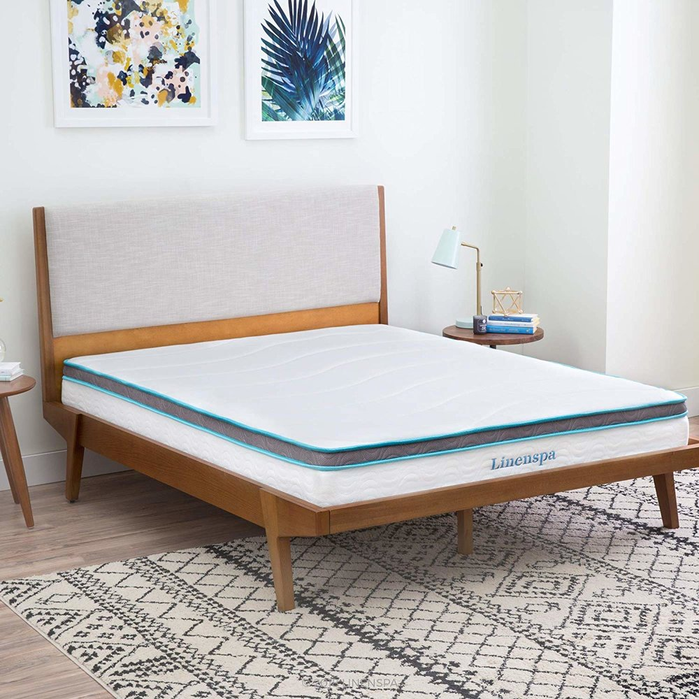 Amazon Linen Spa mattresses