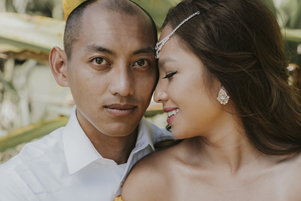 Gao Neng - Post-Wedding Destination & Reading of Vows in Bali
