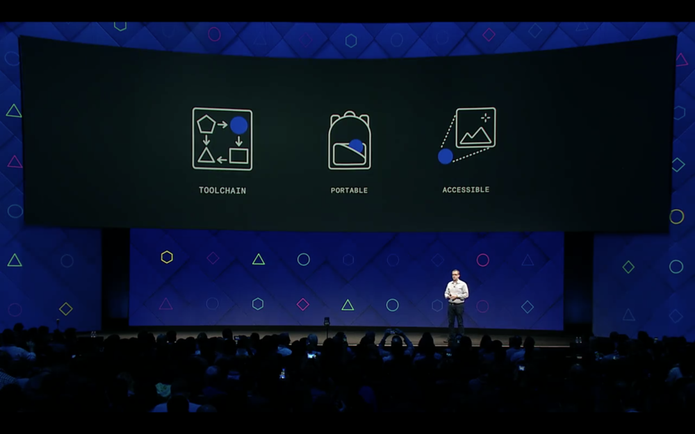 Watch the full Keynote here:https://developers.facebook.com/videos/f8-2017/f8-2017-keynote-day-2/