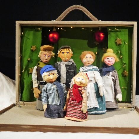 Weihnachtsgeschichten von Michel von Lönneberga gibt es von 15. bis 17. Dezember. (c) Kuddelmuddel