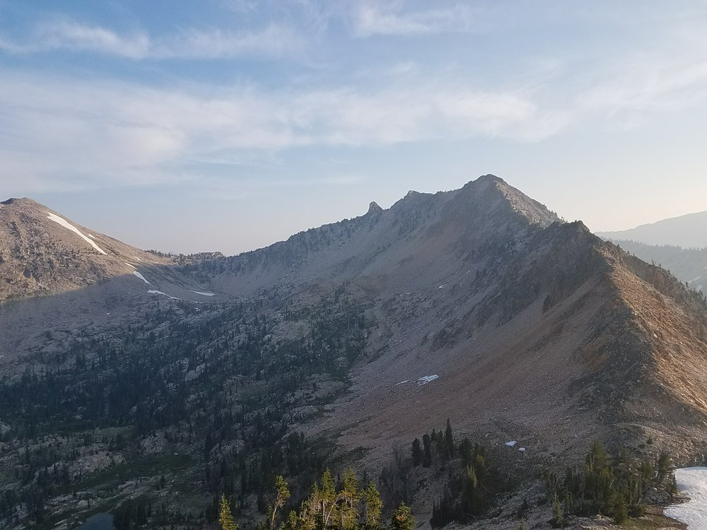 Unclimbed Peaks