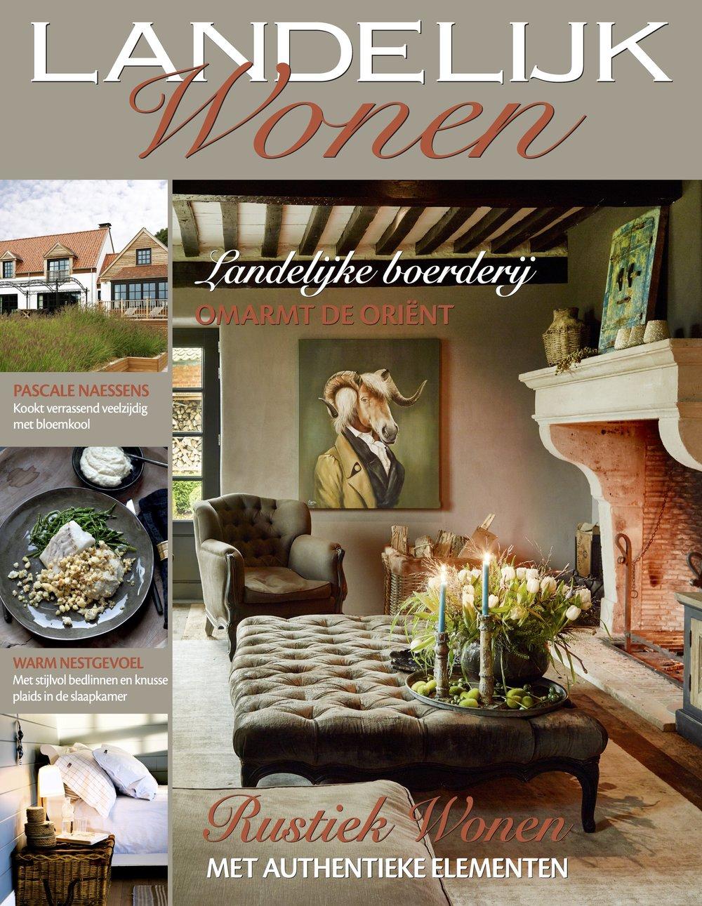 House with a view - Landelijk wonen, nr 1 Feb-Mrt 2017