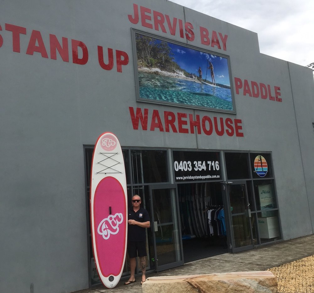 JERVIS BAY SUP WAREHOUSE