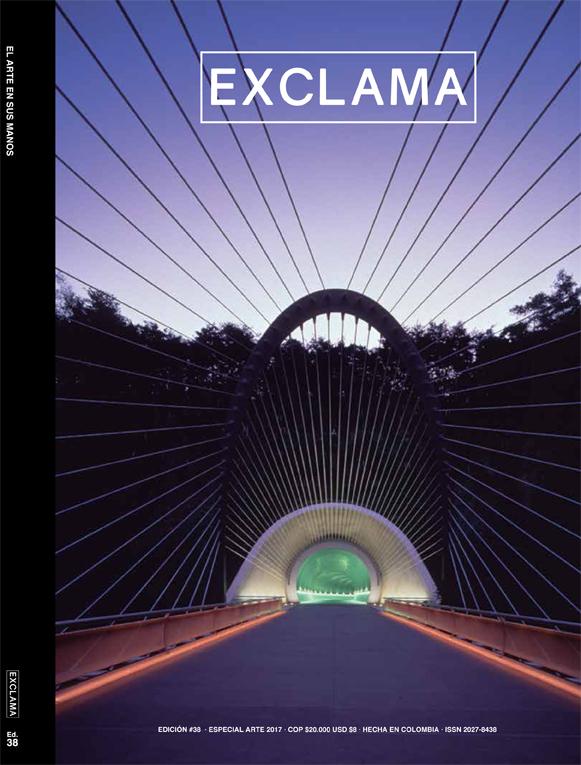 Exclama Magazine, Bogota, Columbia