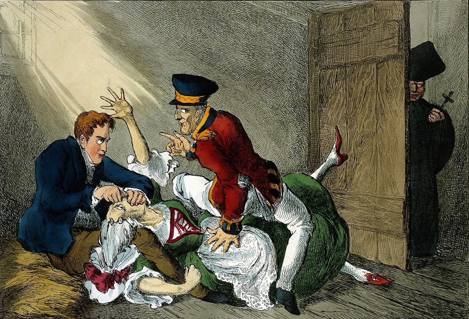 THE ANATOMY ACT 1832 — HARNESSING THE POWER OF THE CRIMINAL CORPSE