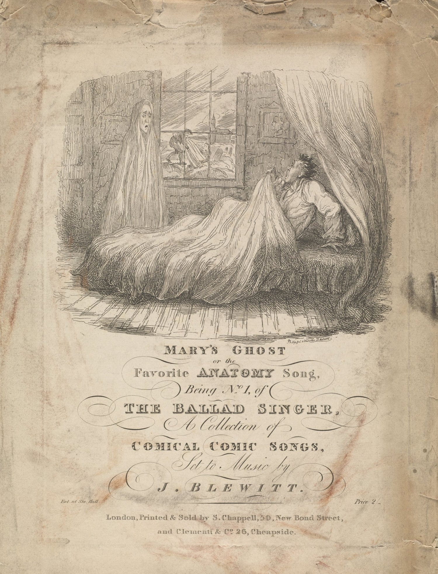 Ballads Harnessing The Power Of The Criminal Corpse