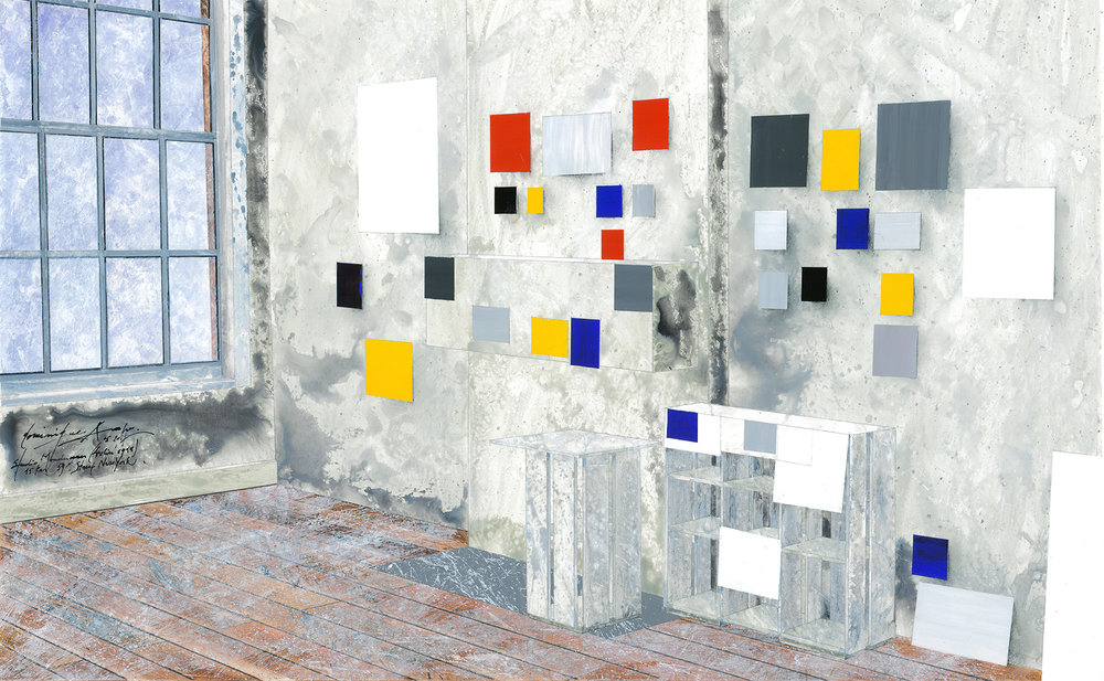 Copy of Studio Mondriaan New York