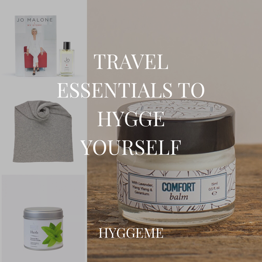 HYGGEYOURSELF NOT JUST YOUR HOME