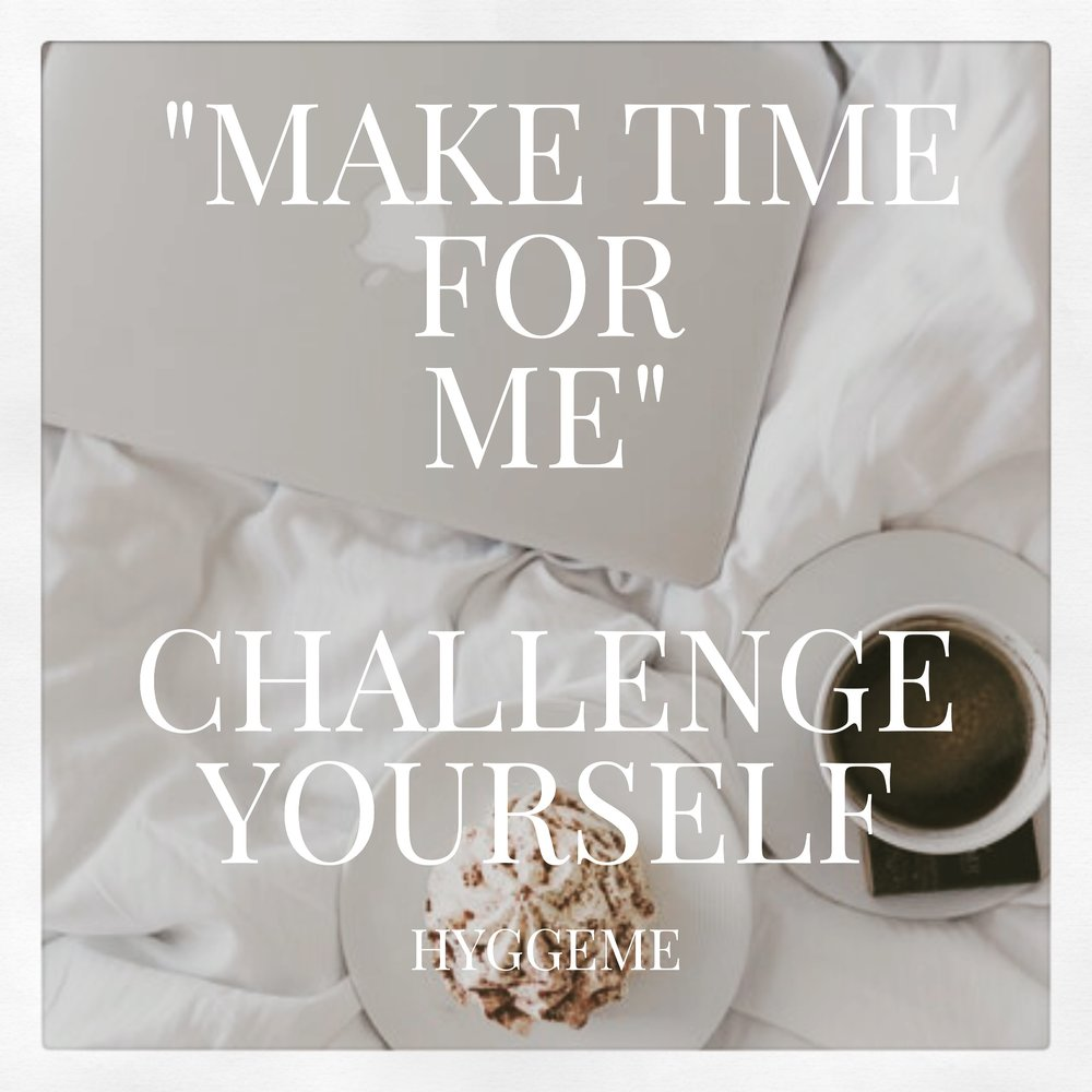 Make time for me challenge