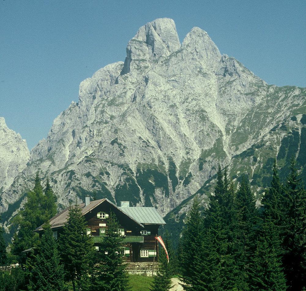 Admonter - Reichenstein... 2 251 m ö h