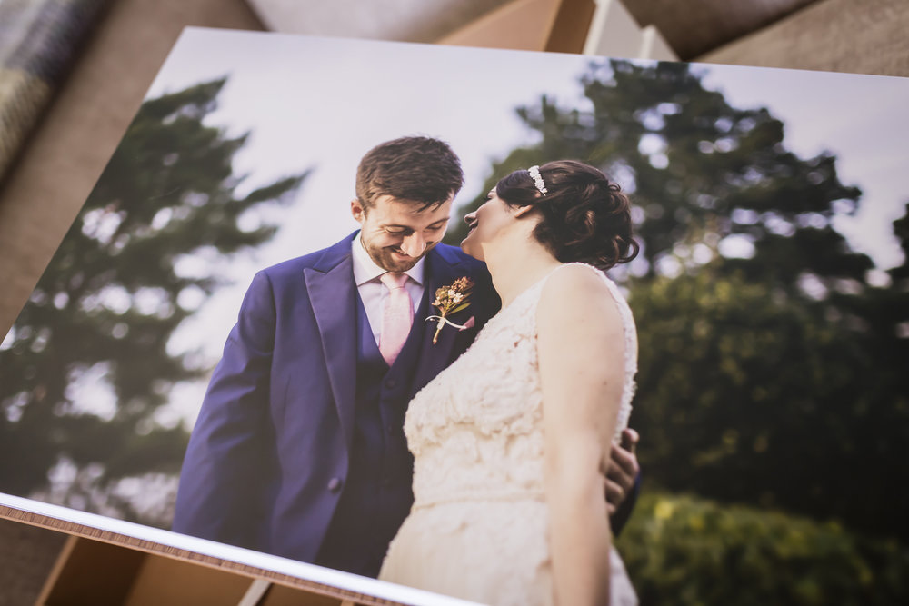 Jack & Ellie's Wedding album