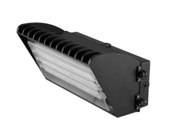 150w LED semi cut off wall pack