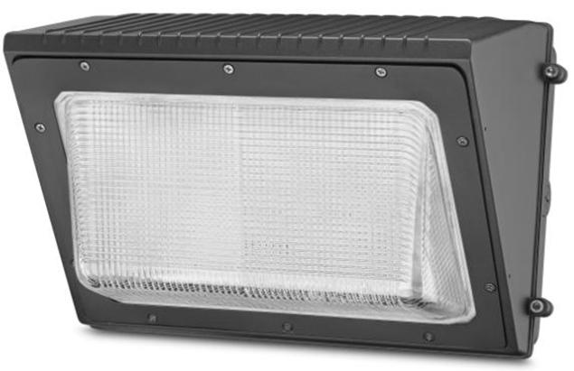 50w LED glass wall pack