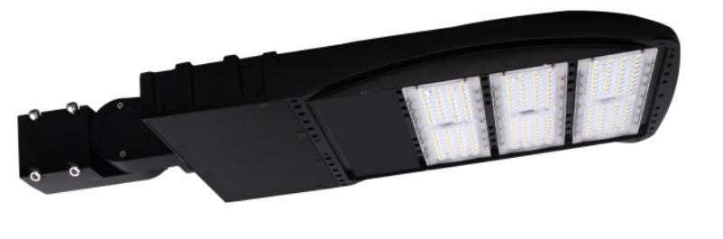 185w LED area shoebox
