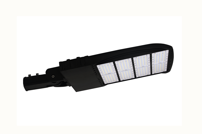 240W area shoebox light