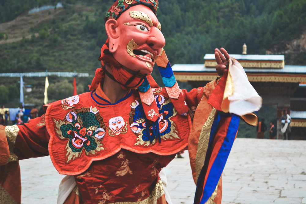 Faces from Bhutan's Tshechu - FeaturetteThis writer made sure to plan his Bhutan trip around The Tshechus, and he's glad he did. Here's why.