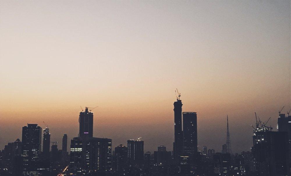 Bombay, February '17.